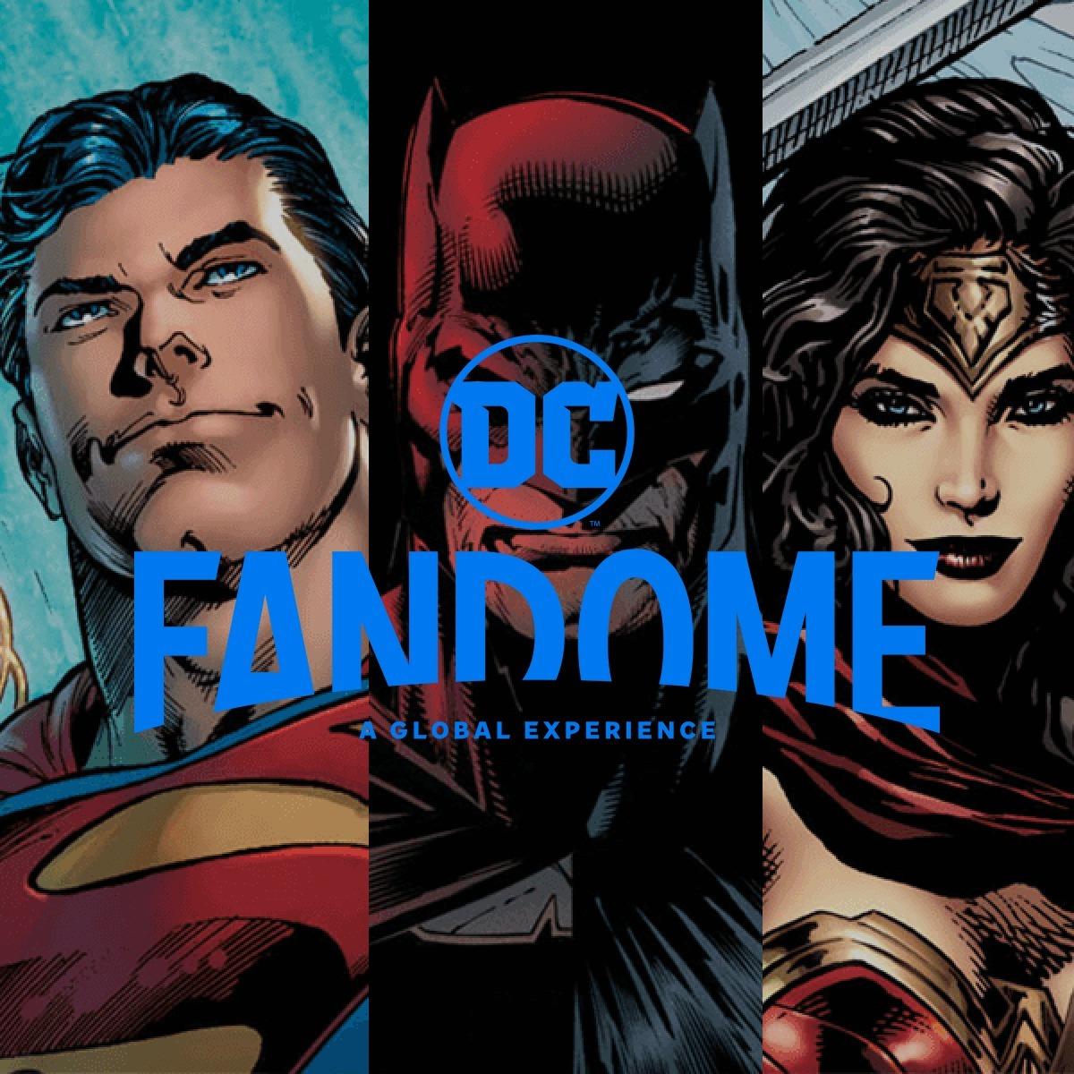 DC FanDome Event
