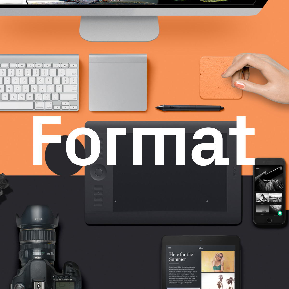 Format Magazine: Community