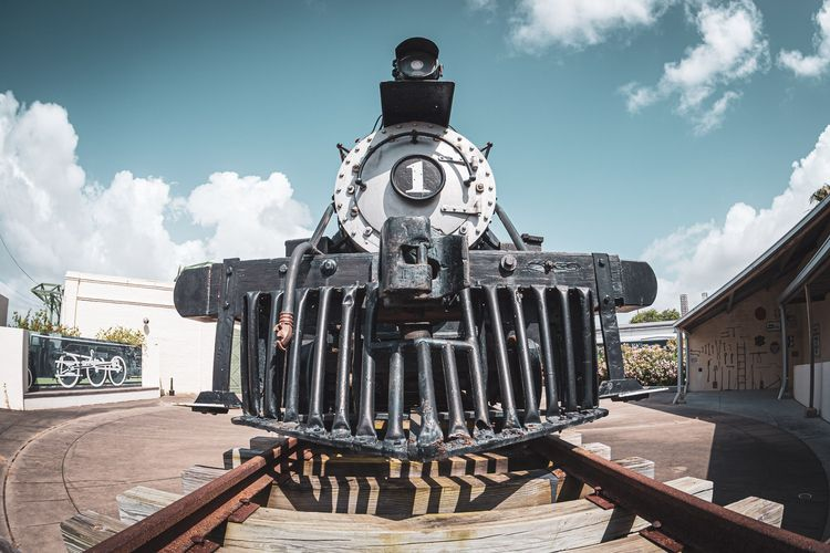 Steam-Powered Waco, Beaumont, T - 75centralphotography | ello