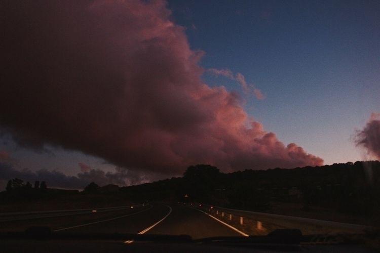 Sardinian sunsets aesthetically - lauemr | ello