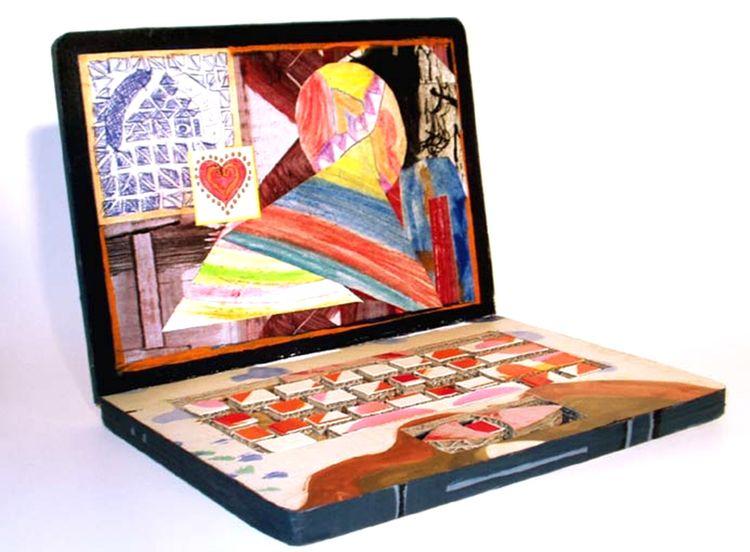 Notebook, cardboard artrecycle  - boraistudio | ello