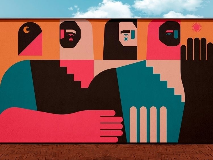 Mural Artist:
