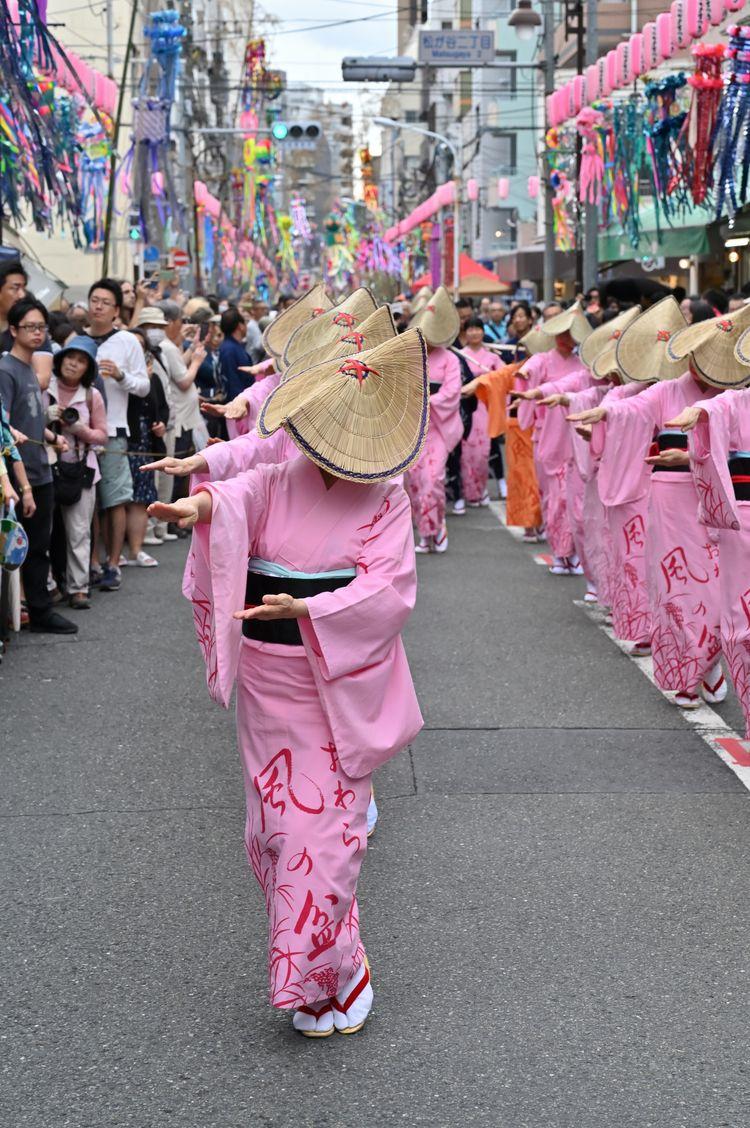 Downtown area Star Festival - japan - yoshirou   ello