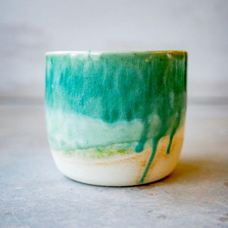 STORMY BEACH. lil' piece drama  - plantvessel | ello