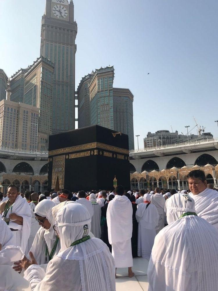 beautiful creation life - Kaaba - rikoyogapratama | ello