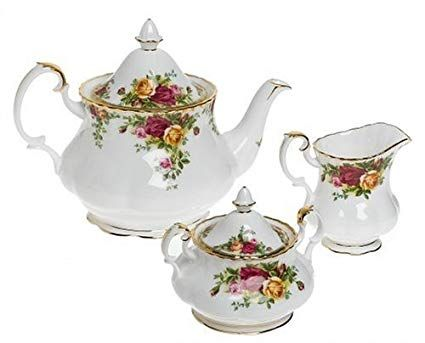 Beautiful tea set -photo online - oureternallife | ello