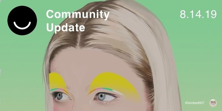 Community Update 8/14/2019 week - elloblog | ello