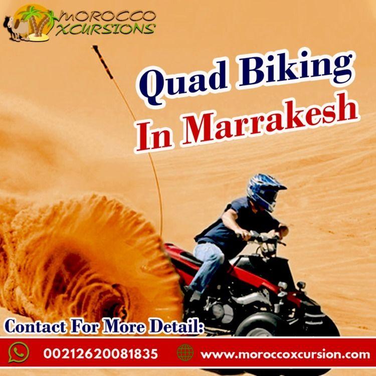 Quad bike riding Marrakech expe - mxcursion | ello