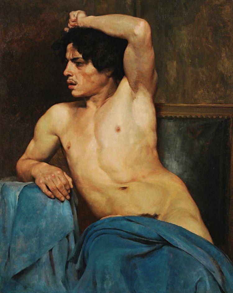 Edouard Joseph Dantan, academic - arthurboehm | ello