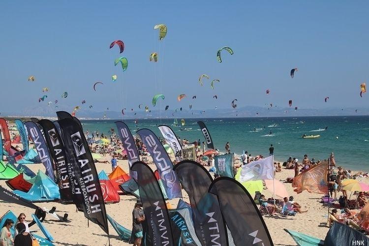 Kitesurfing Competition beach V - tarifa | ello