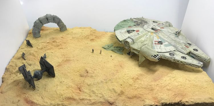 completed project, Bandai 1:144 - gross_models | ello