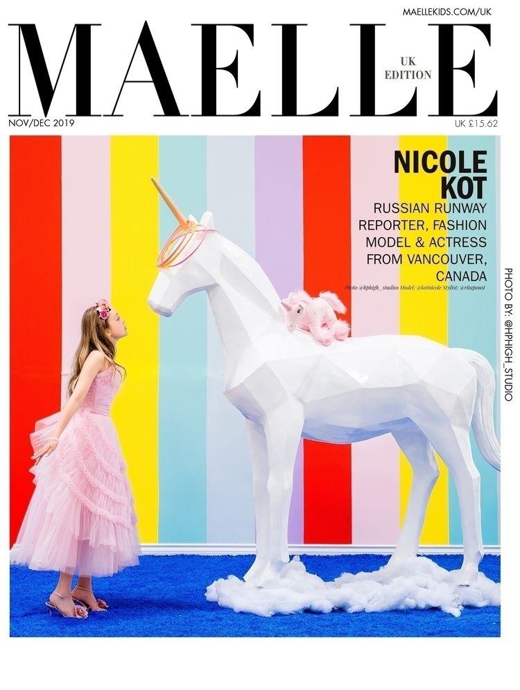 Maelle Kids UK Edition Nov-Dec  - maellekidsmag | ello