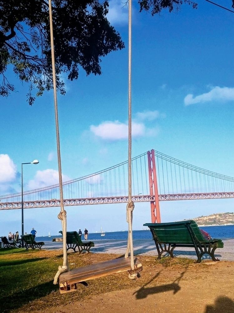 Late afternoon - bridge, photographyoftheday - olliveirageane | ello