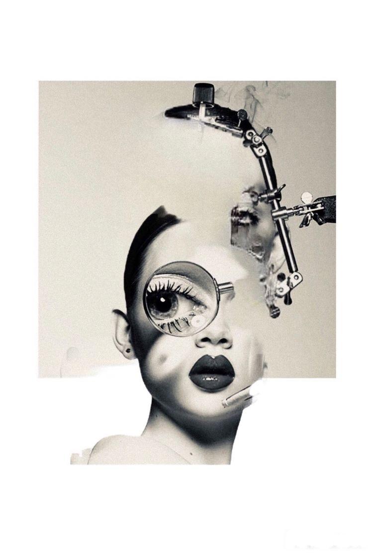 Beauty Collage Edit Digital Ill - ftaddi | ello