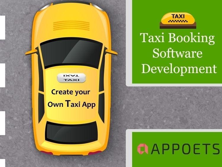 Taxi Booking Software Developme - jimmyburbage | ello