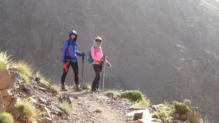 Hiking Atlas Mountains - Explor - moroccotrek | ello