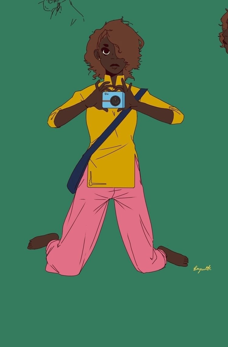 art - digital, illustration - beatmewithabagette | ello