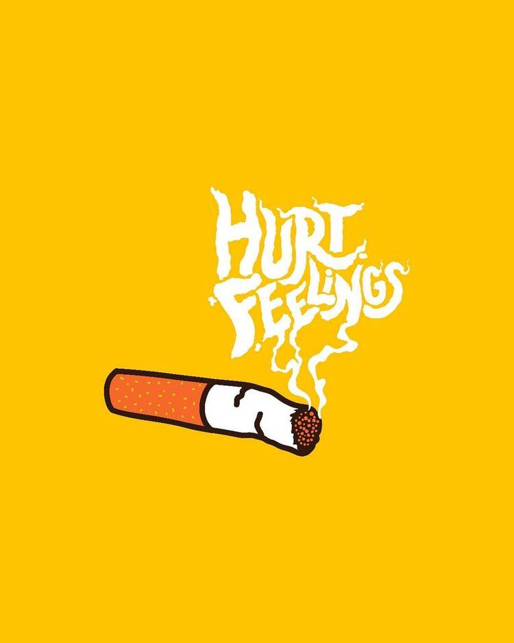 Love Hurt- procreate - graphic, graphics - thecommas | ello