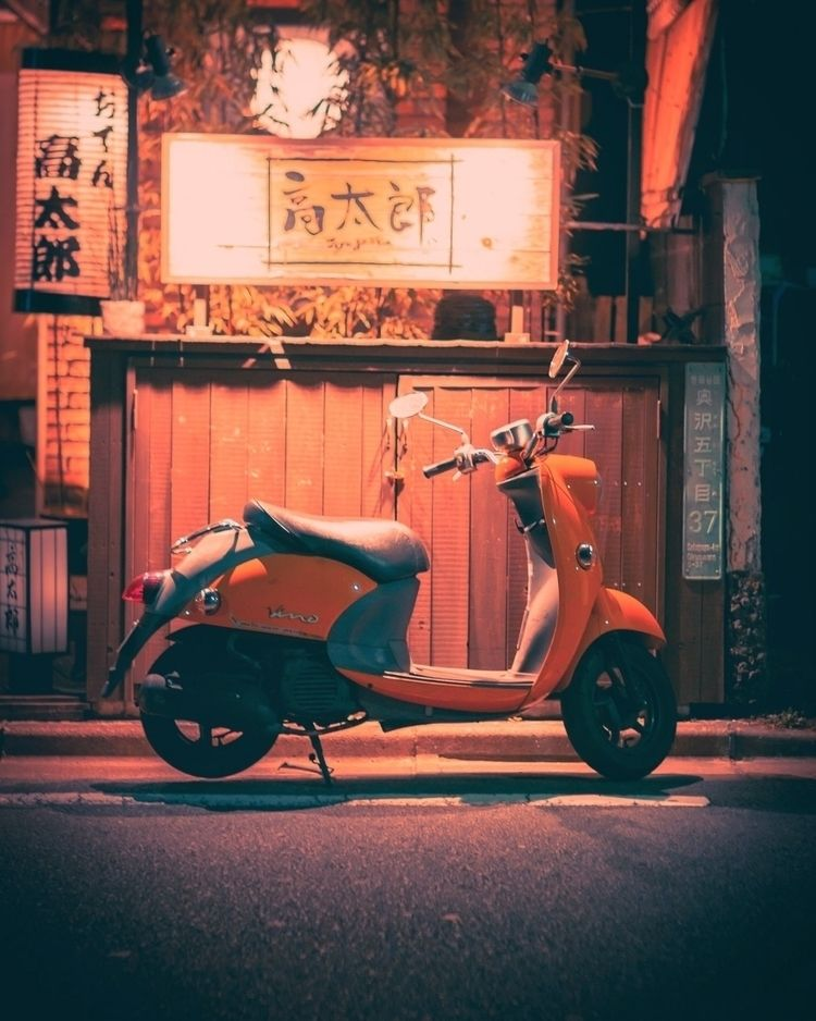 Cool scooter, interesting resta - fokality | ello