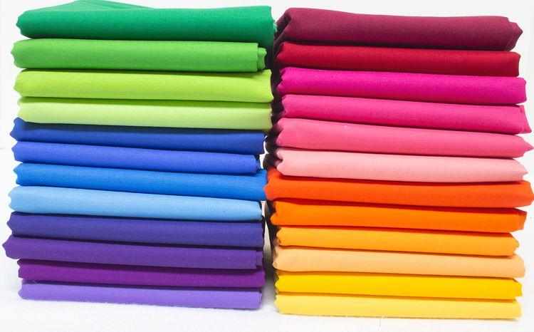 Moda Bella Solids 24 color bund - twiddletails | ello