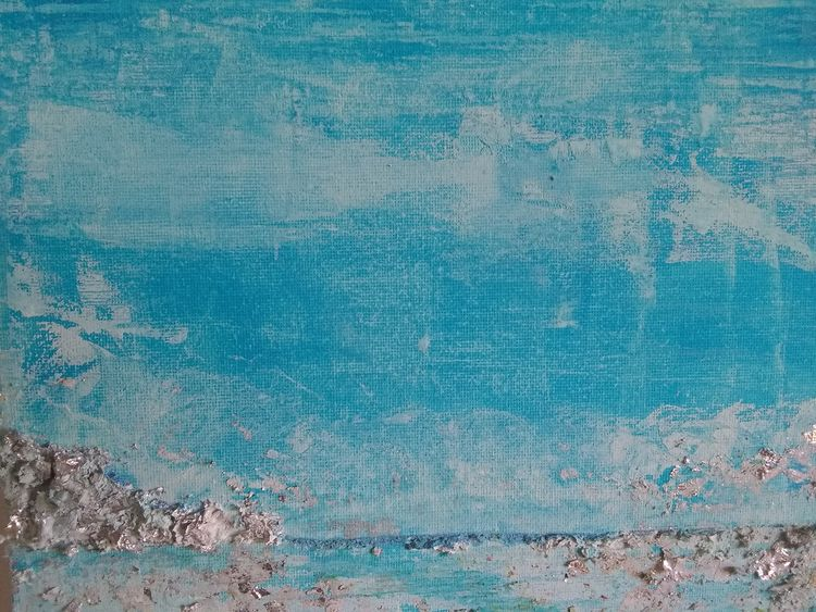 Work progress called Silver Blu - sunnyseas | ello