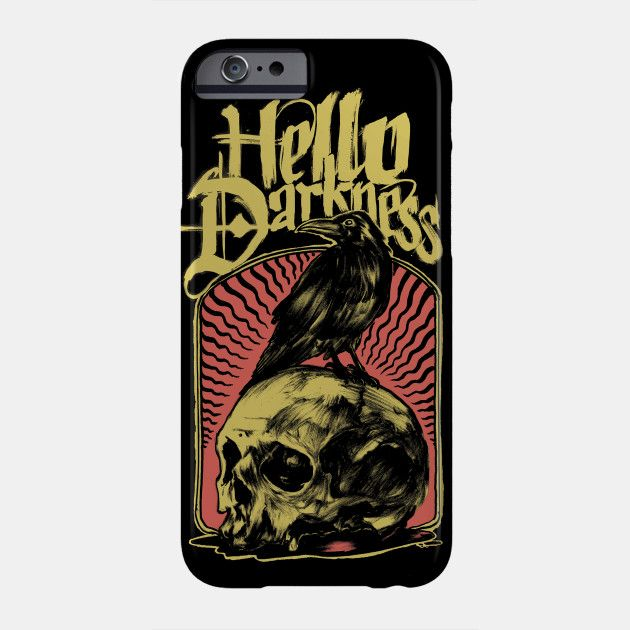 Dark Art Custom Phone Cover - graphic - thecommas | ello