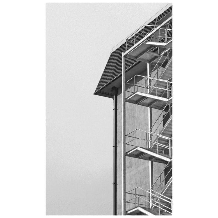 Stairs - photography, art, graphic - markograf | ello