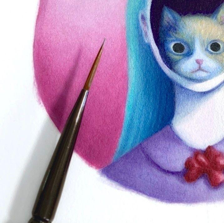 Meow! WIP Gristle upcoming Cult - carolinaseth | ello