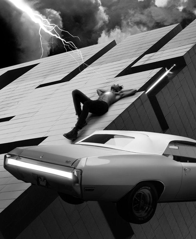 Energy Charged - surreal, conceptual - weirdcreative | ello