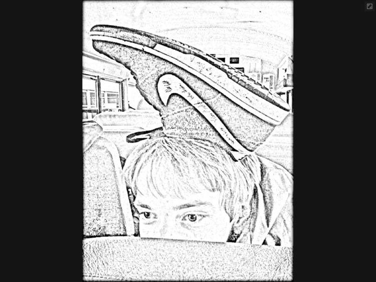 Grounded series Shoe Head. Chos - atelierlustig | ello