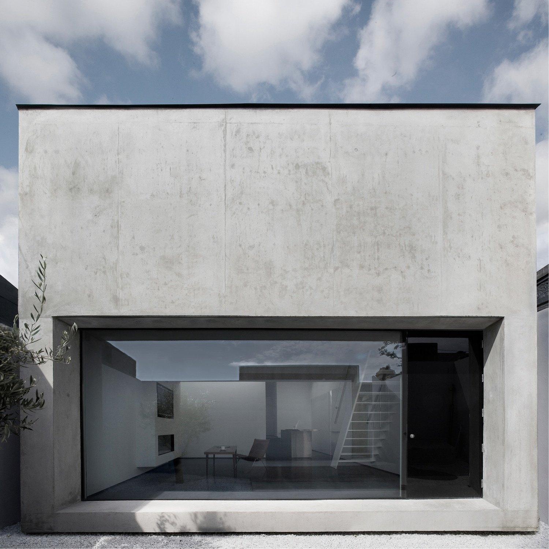 Carysfort minimalist concrete e - minimalissimo | ello