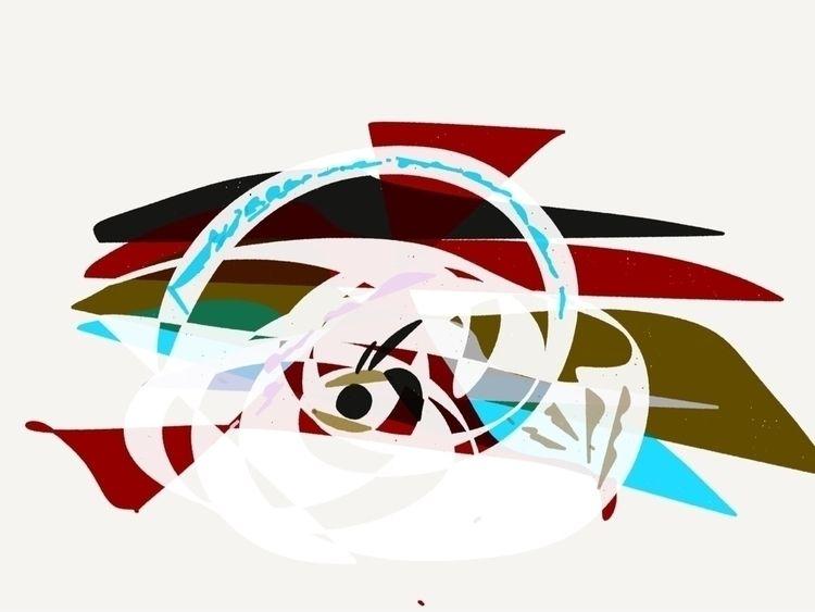 .67.// lenses // photographed - illustration - abstractmemento | ello