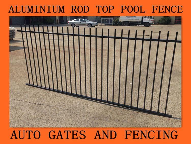 Install rod top fencing increas - autogatesandfencing   ello