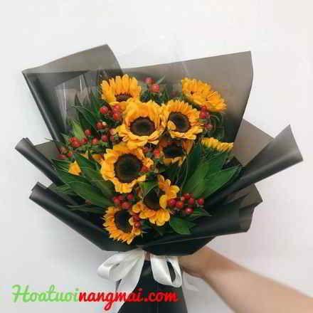 Hoa hướng dương đẹp - Sunflowers - dathoanhanhnangmai | ello
