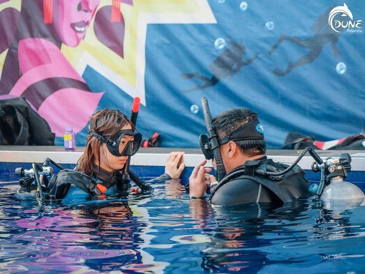 time diving, equipments overwhe - petitandromeda   ello