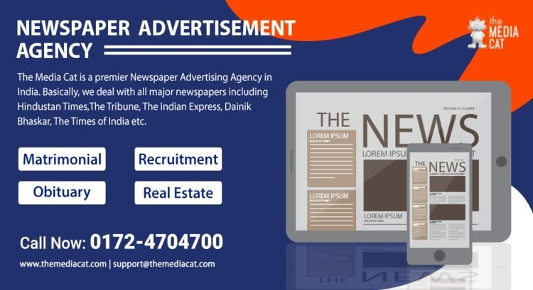 TheMediaCat Newspaper Advertisi - eshita | ello