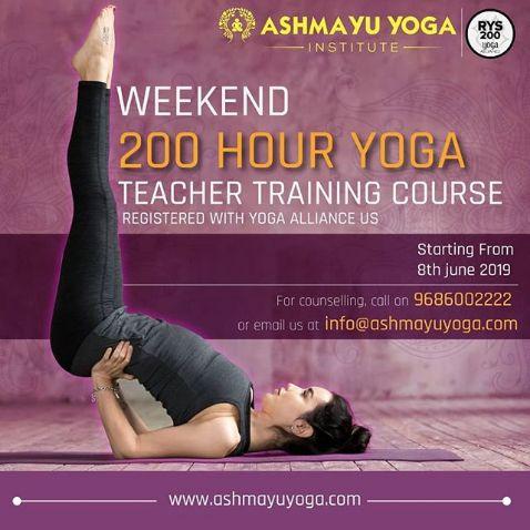 200 Hour Yoga Teacher Training  - ashmayuyoga | ello
