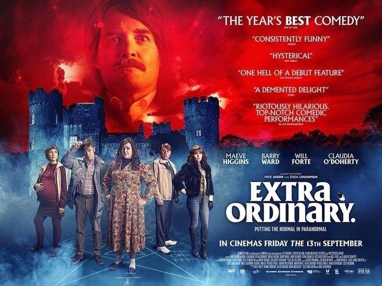 Extra Ordinary Review full leng - comicbuzz | ello
