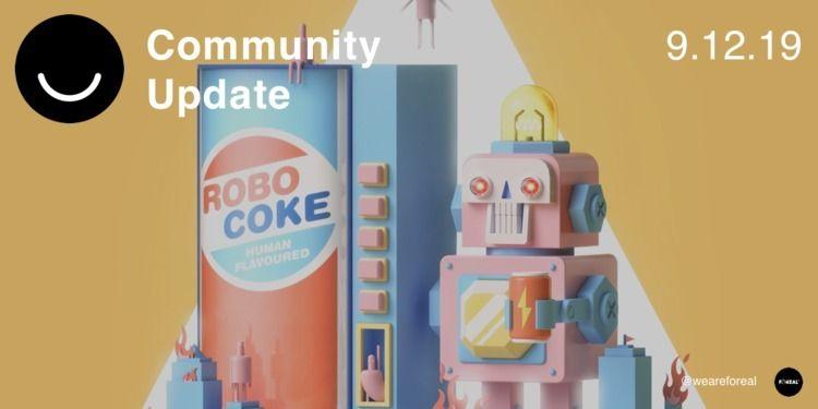 Community Update 9/12/2019 time - elloblog | ello