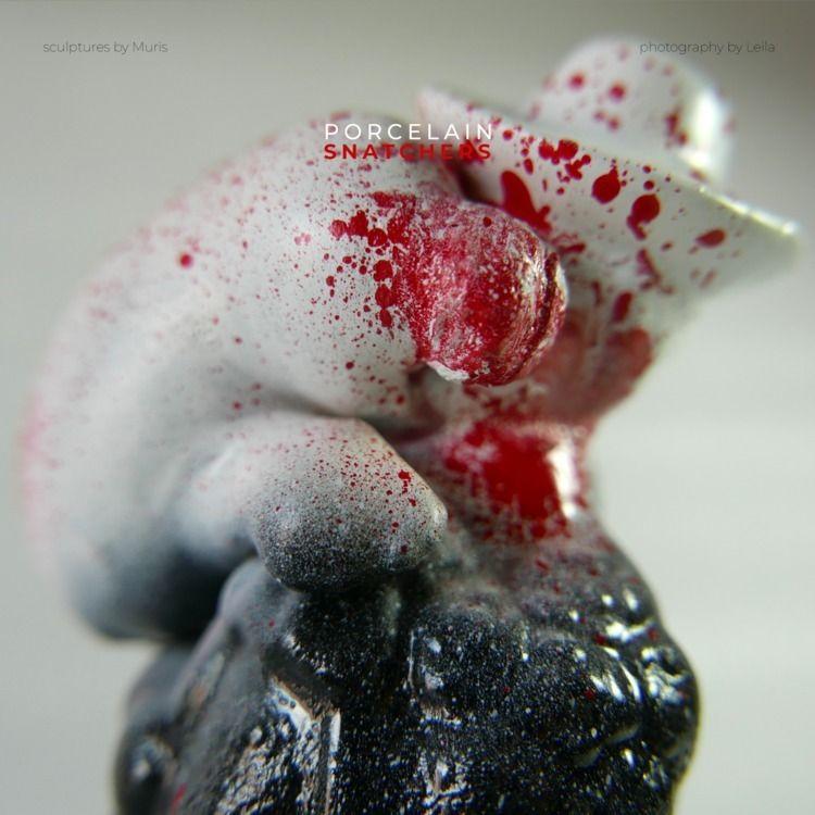Porcelain Snatchers oBoi Sculpt - murisfixon | ello