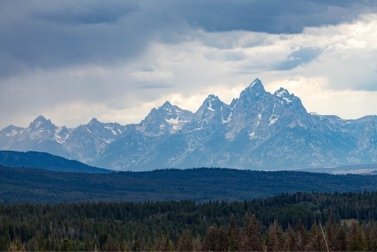 Grand Tetons - mountain view, p - erinbrennan | ello