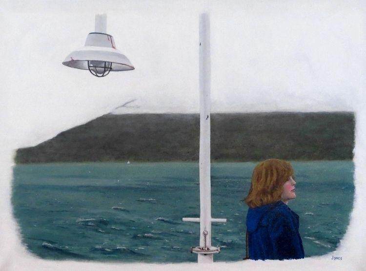 Journey acrylic canvas, 79x59cm - teragram1 | ello