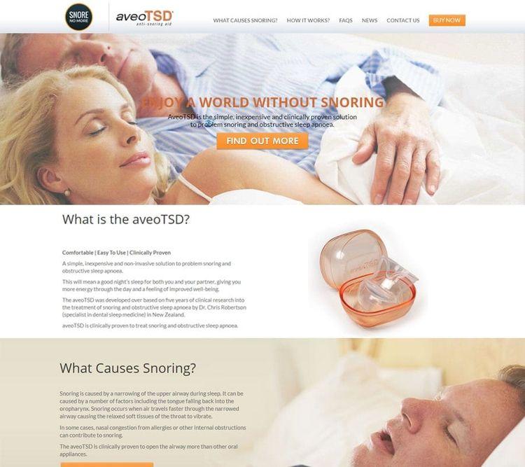 Web-designer-snore - xenexmedia | ello