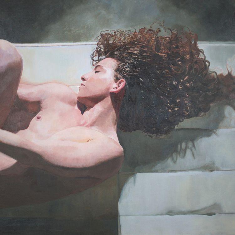 Untitled, 2019, oil canvas, 80x - zutter_art | ello