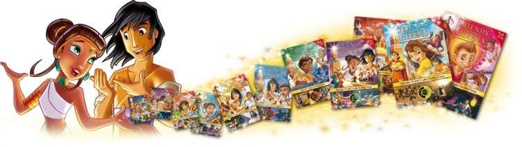 Bible Stories Kids Learning bib - capilladelsol | ello