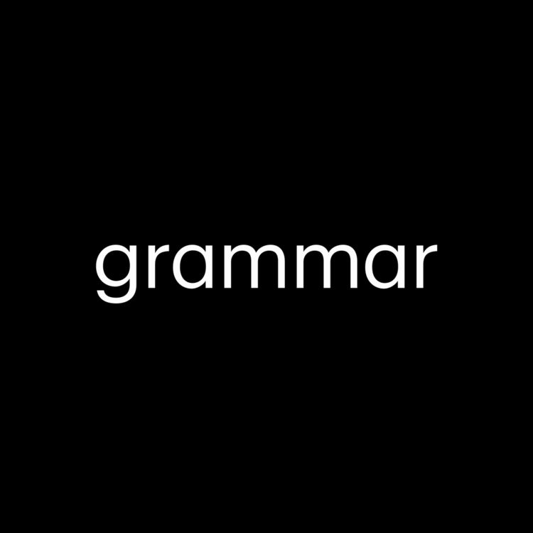 Visual Identity—Grammar - jschachterle | ello