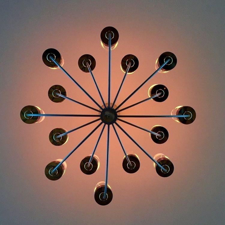 lustforlight, symmetry, chandelier - lustforlight | ello