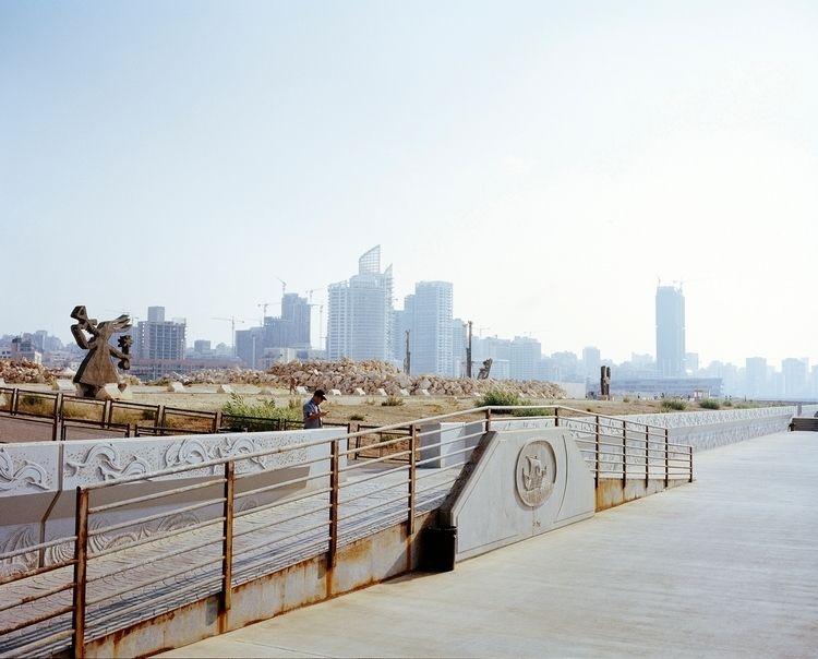 Series Concrete Spaces. Beirut - julienbonnin   ello