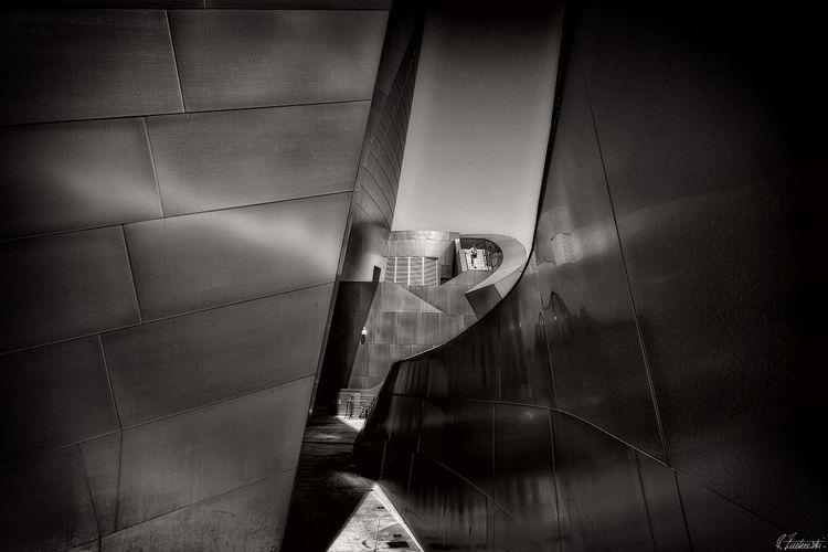 fascinating angles... (Walt Dis - abstractcolorism | ello