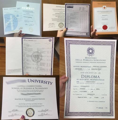 Trusted Website Buy Fake Degree - eurodocuments | ello